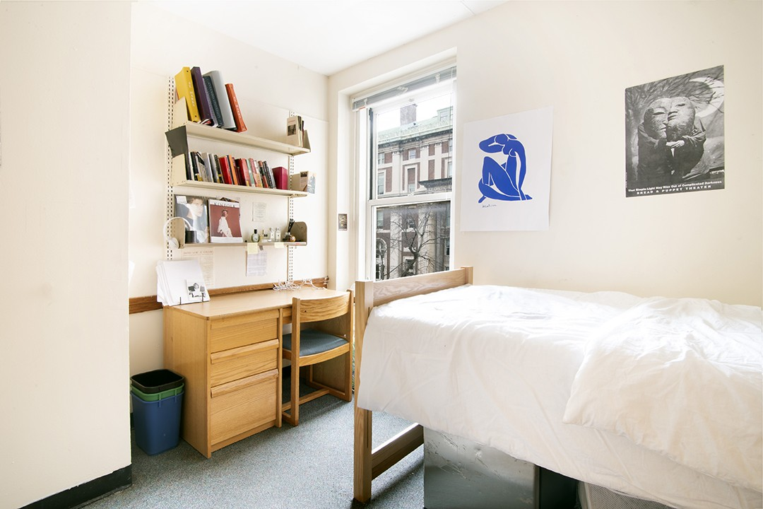 Hartley student room