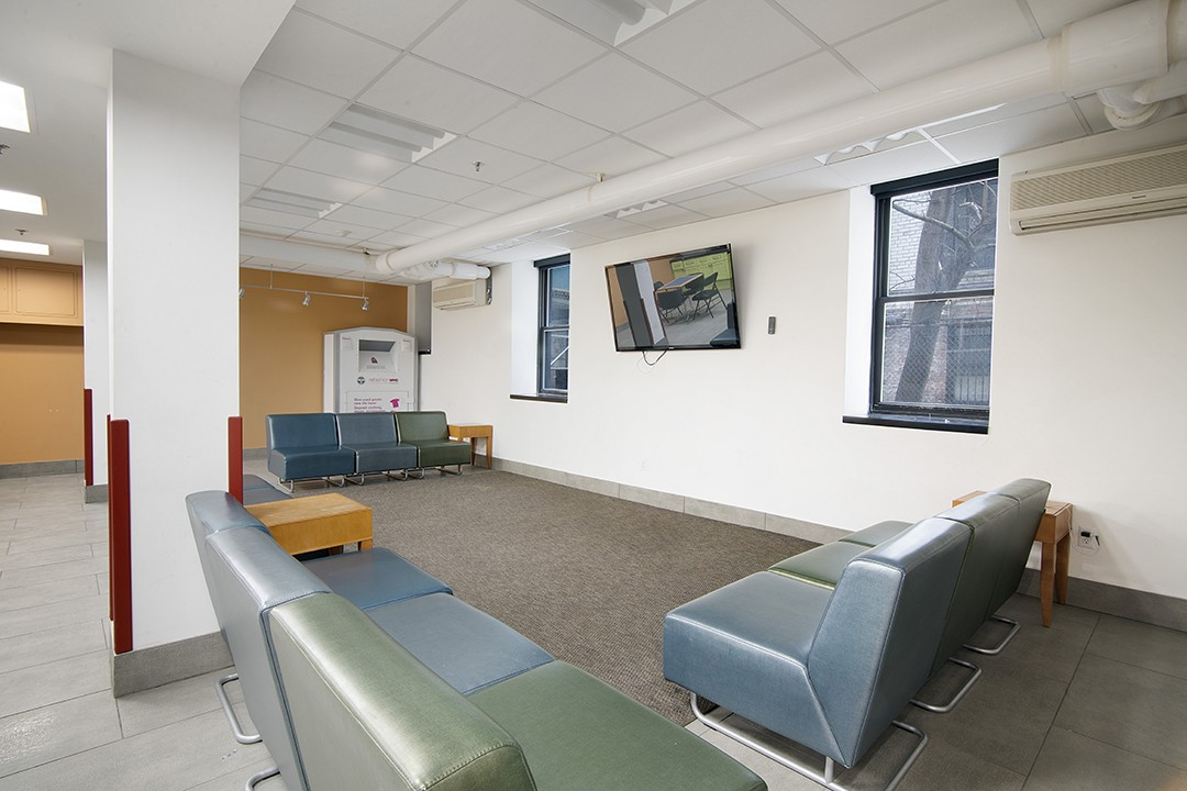 Ruggles building lounge